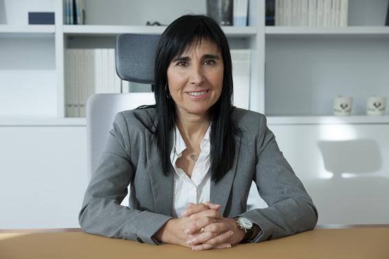Nekane Balluerka, rectora de la UPV/EHU